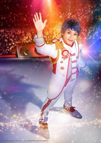 舞台「KING OF PRISM -Shiny Rose Stars-」のビジュアル(C)T-ARTS/syn Sophia/エイベックス・ピクチャーズ/タツノコプロ/舞台「KING OF PRISM -Shiny Rose Stars-」製作委員会2020