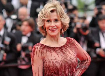 CANNES, FRANCE - MAY 14: Jane Fonda attends the Opening ceremony and the 'Grace of Monaco' Premiere during the 67th Annual Cannes Film Festival on May 14, 2014 in Cannes, France. (Photo by Gareth Cattermole/Getty Images)
