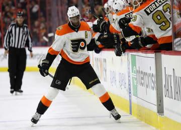 Jakub Voracek, Wayne Simmonds Lead Flyers to 3-2 SO Win vs Capitals