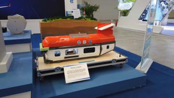 3千メートル級深海曳航体システム、年内にも使用開始