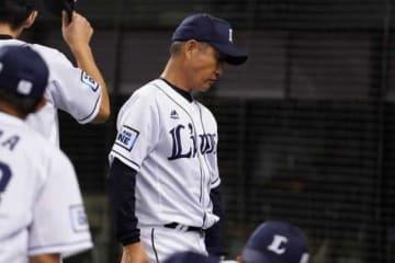西武は2年連続で日本シリーズ進出を逃した【写真:荒川祐史】