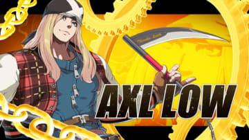 『NEW GUILTY GEAR(仮)』「アクセル=ロウ」を紹介する最新トレイラー公開!「ARCREVO America 2019」での世界初試遊も決定