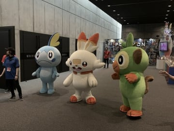 スイッチの最新タイトルが続々出展!「ハイカライブ」や「スプラトゥーン甲子園」も行われた任天堂主催の大型イベントが開幕【Nintendo Live 2019】