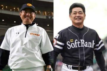 巨人とソフトバンクが日本シリーズ進出を決めた【写真:Getty Images、荒川祐史】
