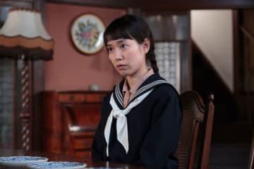 NHKの連続テレビ小説「スカーレット」第14回の一場面 (C)NHK