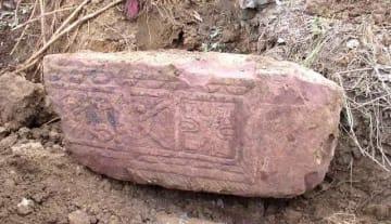 連雲港で2千年前の漢代の墓見つかる 江蘇省