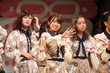 AKB48チーム8 大西桃香、SHOWROOM「まいにちアイドル」3年突破「優しいファンの方に支えられてきました!」