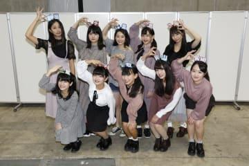 AKB48チーム8、新メンバー10名が初の握手会に参加!ⒸAKS