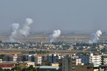 トルコ、シリア北部の要衝を制圧と発表