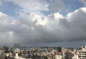 きょうは風も心地よく、過ごしやすい1日でした。明日は傘をお忘れなく