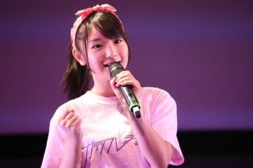 AKB48チーム8 藤園麗、破壊力抜群の制服姿で一足早いハロウィン!