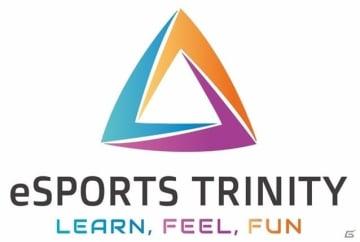 「eSPORTS TRINITY」ロゴ