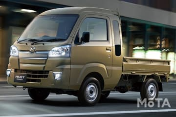 ダイハツ 軽商用車 ハイゼット トラック 2019年10月一部改良