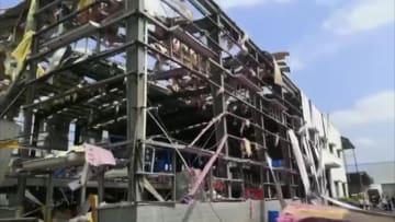 広西チワン族自治区陸川県の化学工場で爆発、4人死亡