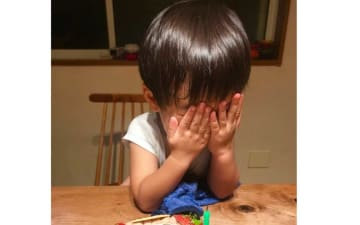 """""""旧式扇風機""""大好き3歳児に誕生日プレゼント! 可愛すぎるリアクションにSNSがメロメロ 画像"""