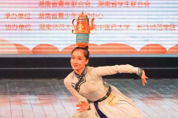若き才能が競い合う 湖南省青年文化芸術祭決勝が開幕