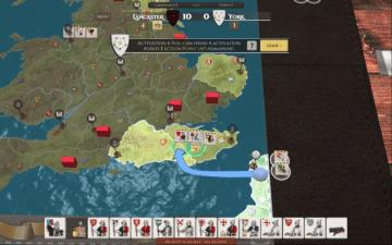 戦いと裏切り渦巻く「バラ戦争」を再現した『Blocks!: Richard III』でイングランド内戦を体験【デジタルボードゲームで遊ぼう!】