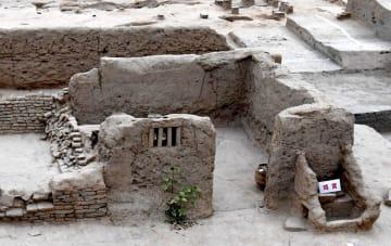 六つの都市が積み重なる遺跡の謎を探る 河南省開封市