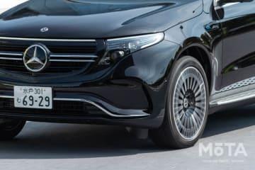 メルセデス・ベンツ 新型EQC 試乗レポート メルセデス・ベンツ EQC 400 4MOTION