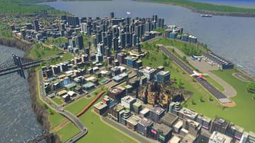 『シティーズ:スカイライン』でまちづくり―愛知県高浜市が未来の姿を創造するコンテストを実施!
