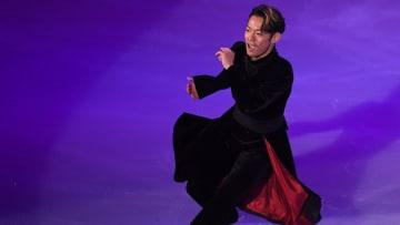 高橋大輔は、アイスダンスで新たな物語を魅せてくれるはずだ。天性の踊る才能と表現力