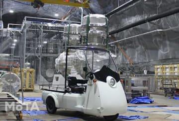 光岡 Like-T3 大型低温重力波望遠鏡「KAGRA」建設に貢献