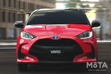 トヨタ 新型車ヤリス(プロトタイプ) 2019年10月世界同時発表