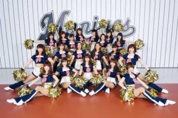 2020年の「M☆Splash!!」新メンバーオーディションが開催される【写真提供:千葉ロッテマリーンズ】