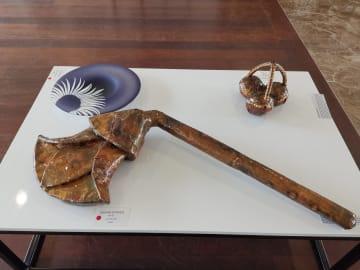 フィジーの伝統文化を伝えるアート展開催