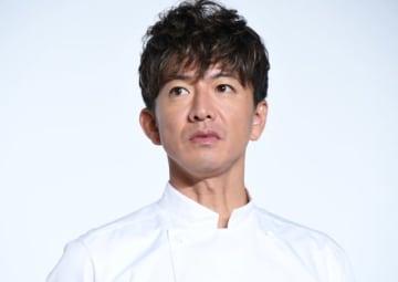 10月期TBS日曜劇場「グランメゾン東京」でフレンチシェフにふんする木村拓哉