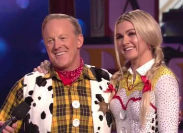 Sean Spicer in 'DWTS'
