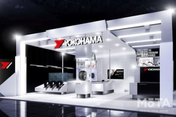 横浜ゴム ブースイメージ 東京モーターショー2019