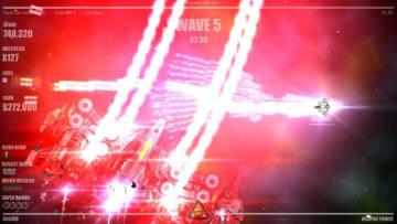 あなたのお気に入りの音楽が弾幕STGに!『Beat Hazard 2』Steamでリリース