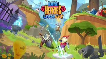みんなでわいわい楽しめる『ReadySet Heroes』を編集部でプレイしてみた