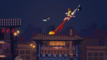 屋根上武術大乱闘アクション『Roof Rage』が正式リリース!日本語にも対応