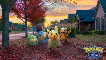 「Pokémon GO」ハロウィンイベントが10月18日より開催!伝説レイドバトルにはダークライも登場