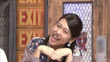 10月17日放送の「ダウンタウンDX」に出演する横澤夏子さん