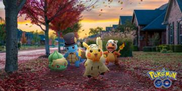 『ポケモン GO』10月18日開催の「ハロウィンイベント」詳細公開!延期されていた「10月コミュニティ・デイ」は10月26日に開催決定