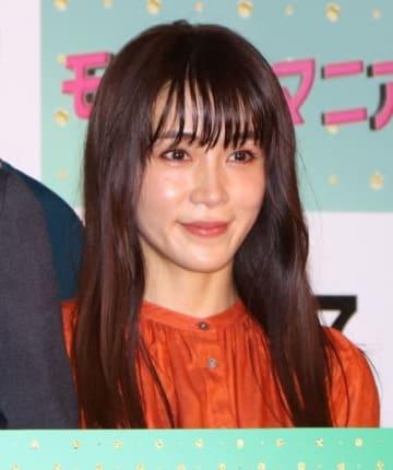 連続ドラマ「モトカレマニア」の制作発表会見に出席した山口紗弥加さん