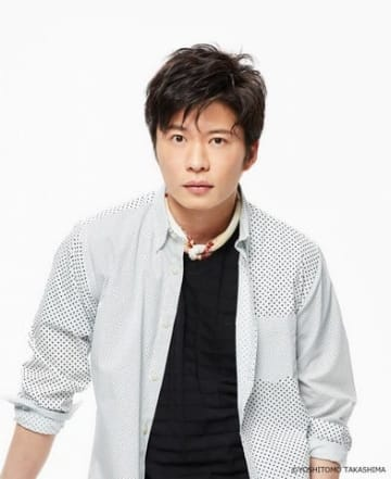 スペシャルドラマ「不協和音 炎の刑事 VS 氷の検事(仮)」に出演する田中圭さん