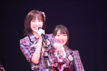 AKB48 長友彩海、愛犬マロンのアバター配布「マロンの被り物をしてる私です(笑)」