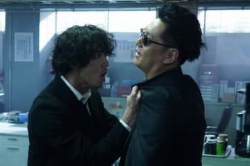 連続ドラマ「ニッポンノワール −刑事Yの反乱−」第2話の場面写真 =日本テレビ提供