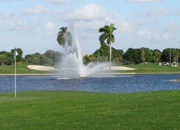 Trump's Doral Golf Resort in Florida