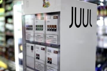 風味付き電子たばこの販売中止 フルーツなど4種類、米大手 画像