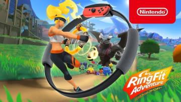 ゲームで楽しくフィットネス!任天堂の新たな健康サポートゲーム『リングフィットアドベンチャー』本日10月18日発売