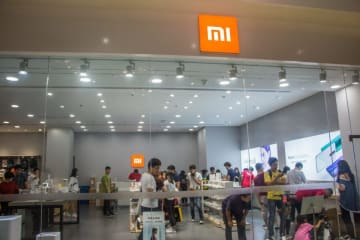 A Xiaomi store in Beijing on Sept. 28, 2019. (Image credit: TechNode/Coco Gao)