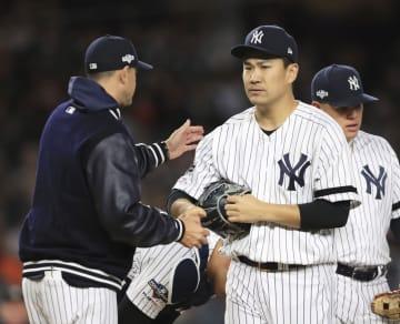 田中が黒星、ヤンキースは3連敗 アストロズはWSに王手 画像