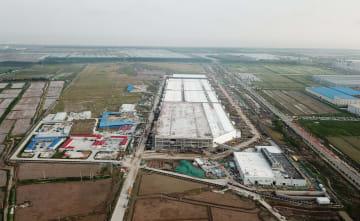 上海のテスラ・ギガファクトリー、全面稼働へ最終段階