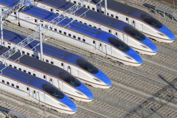 北陸新幹線、25日に全線再開へ 東京―金沢間、車両浸水し廃車も 画像