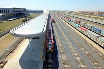 中国企業が建設、ナイロビ‐マラバ鉄道第1期区間開通 ケニア